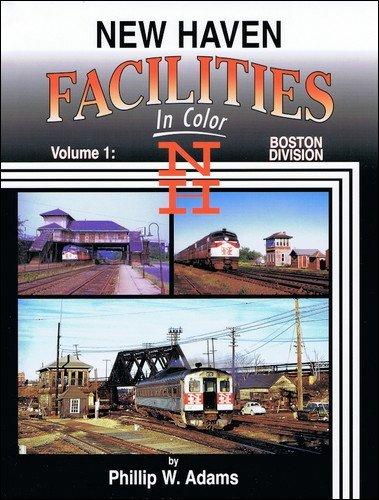 9781582483283: New Haven Facilities in Color, Vol. 1: Boston Division