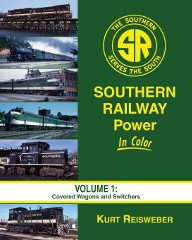 9781582484990: Southern Railway Power In Color Vol 1: Covered Wagons and Switchers