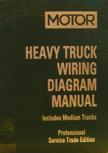 9781582512617 motor heavy truck wiring diagram manual