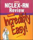 NCLEX-RN Review Made Incredibly Easy! (Book with CD-ROM) (1582550166) by Springhouse Corporation; Springhouse