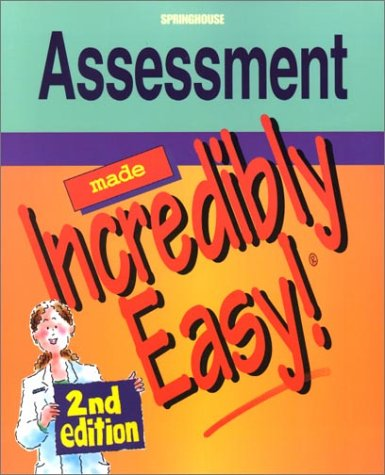 9781582551333: Assessment Made Incredibly Easy! (Incredibly Easy! Series®)