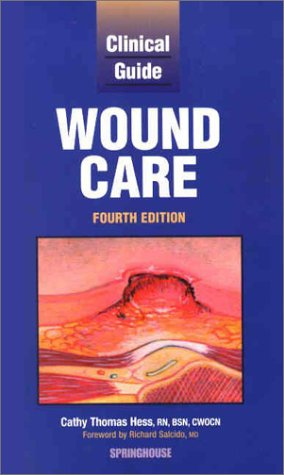 9781582551692: Clinical Guide to Wound Care