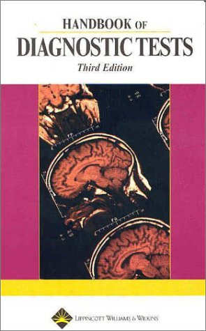 9781582552033: Handbook of Diagnostic Tests
