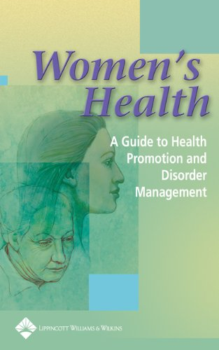 Women's Health: A Guide to Health Promotion: Springhouse, Lippincott Williams