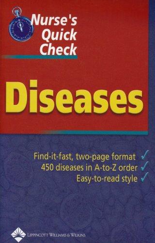Diseases: Springhouse Publishing Company