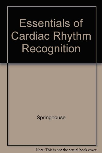 9781582553672: Essential Of Cardiac Rhythm Recognition: (institutional Single Seat Cd-rom For Windows)