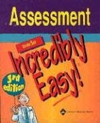 9781582553917: Assessment Made Incredibly Easy! (Incredibly Easy! Series®)