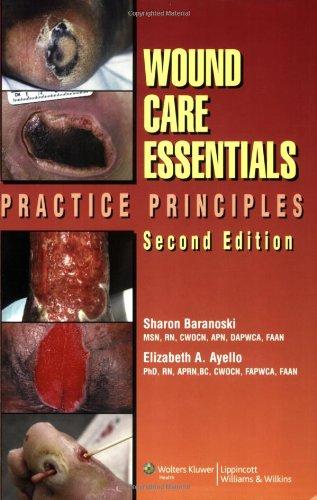 9781582554693: Wound Care Essentials: Practice Principles