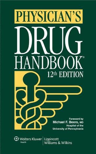 9781582556802: Physician's Drug Handbook