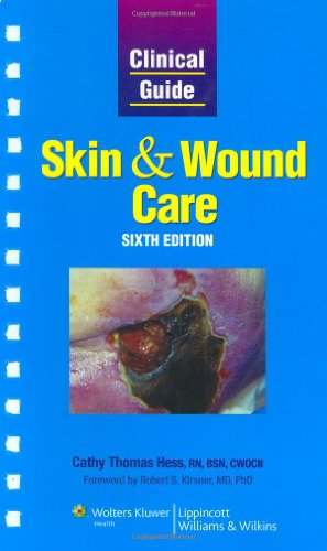 9781582556888: Clinical Guide: Skin and Wound Care (Clinical Guide: Skin & Wound Care)