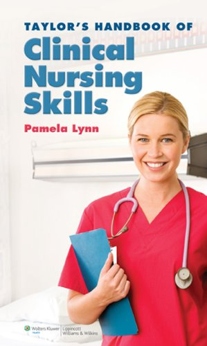 9781582557359: Taylor's Handbook of Clinical Nursing Skills