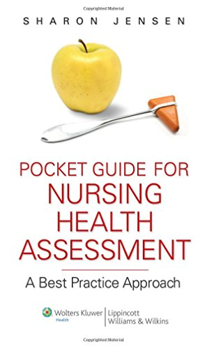 9781582558462: Pocket Guide for Nursing Health Assessment: A Best Practice Approach