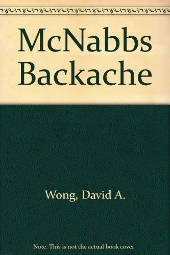 9781582559490: McNabbs Backache