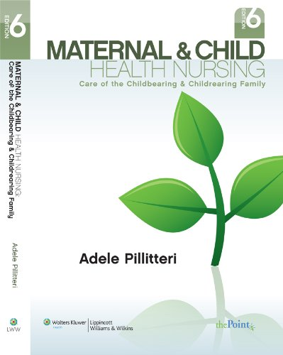 9781582559995: Maternal and Child Health Nursing: Care of the Childbearing and Childrearing Family