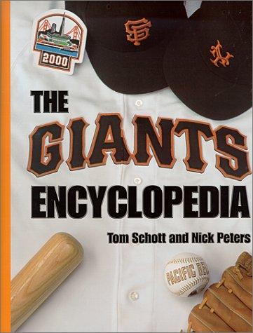 9781582610641: The Giants Encyclopedia