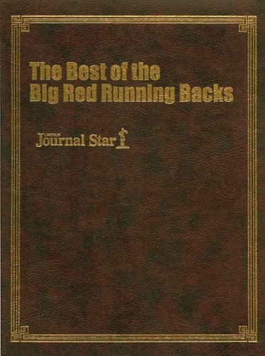 9781582611068: The Best of the Big Red Running Backs, Limited Edition