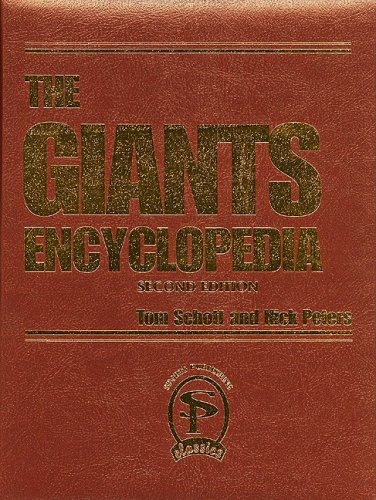 9781582612270: The Giants Encyclopedia (Limited Edition)