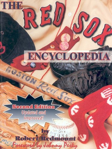 9781582612447: The Red Sox Encyclopedia: Second Edition