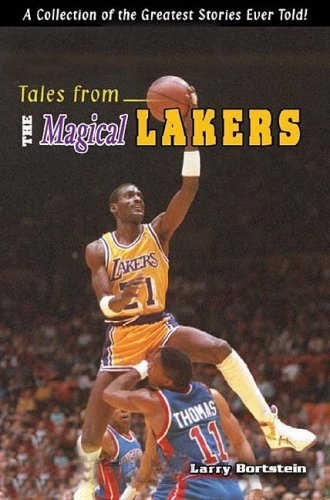 Michael Cooper's Tales From The Magical Lakers (1582612501) by Cooper, Michael; Bortstein, Larry