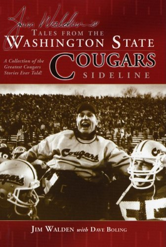 9781582612560: Tales from the Washington State Cougars Sideline