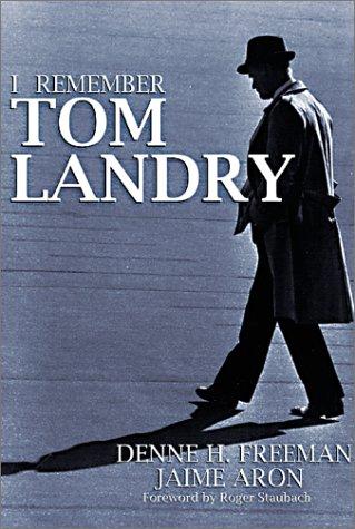 9781582613024: I Remember Tom Landry