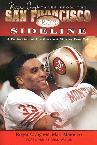 9781582613079: Roger Craig's Tales from the San Francisco 49ers Sideline
