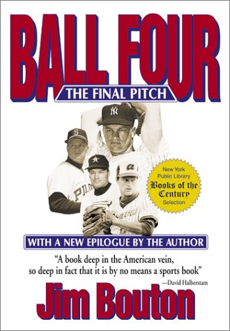 9781582613109: Ball Four: The Final Pitch