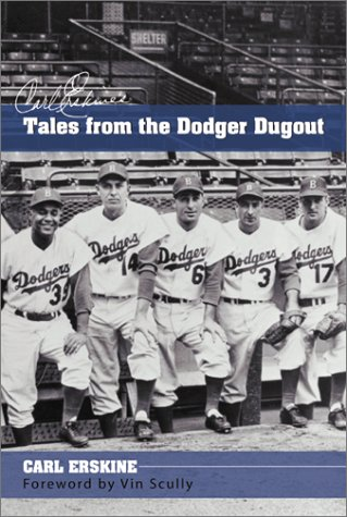 9781582613413: Carl Erskine's Tales from the Dodger Dugout