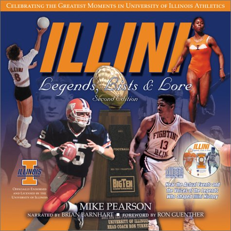 Illini Legends, Lists & Lore, Second Edition: Mike Pearson; Narrator-Brian