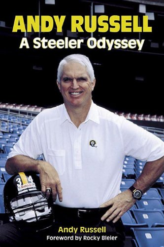 9781582613727: Andy Russell: A Steeler Odyssey
