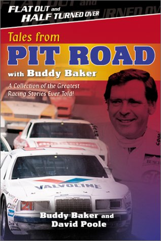 9781582613901: Tales from Pit Road with Buddy Baker