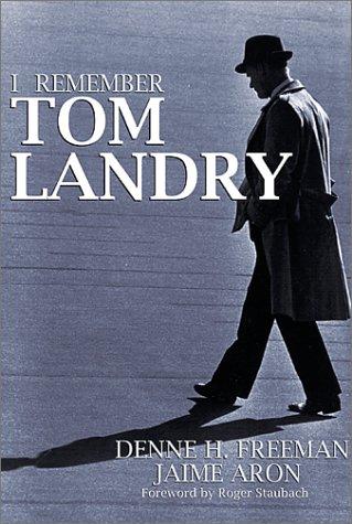 9781582614595: I Remember Tom Landry