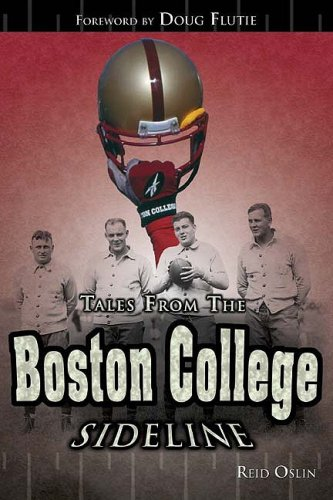 9781582615462: Tales from the Boston College Sideline
