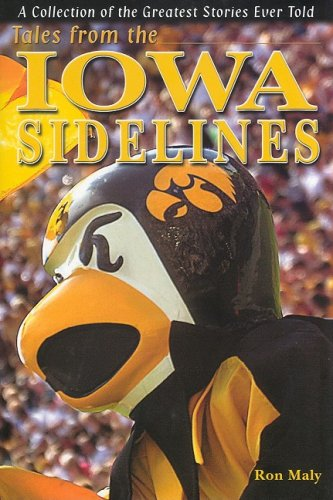 9781582615745: Tales from the Iowa Sidelines