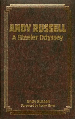 9781582615950: Andy Russell: A Steeler Odyssey