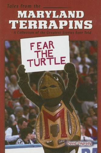 9781582616889: Tales from the Maryland Terrapins