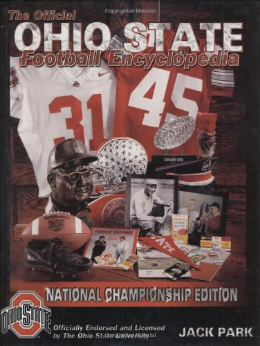 The Official Ohio State Football Encyclopedia: Jack Park