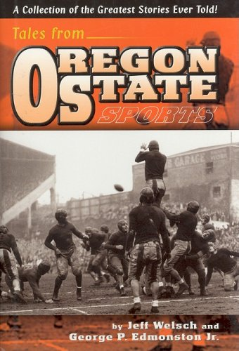 9781582617060: Tales from Oregon State Sports