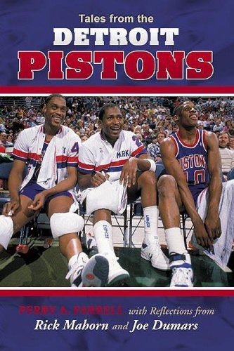 9781582617787: Tales from the Detroit Pistons
