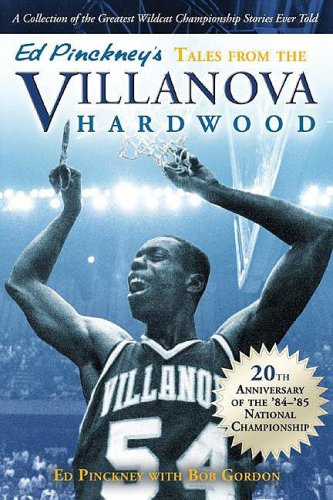 9781582618098: Ed Pinckney's Tales from the Villanova Hardwood