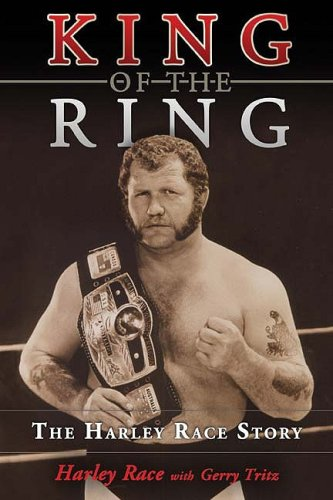9781582618180: King of the Ring: The Harley Race Story