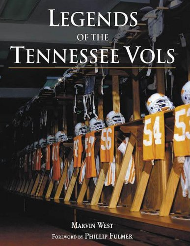 Legends of the Tennessee Vols: West, Marvin