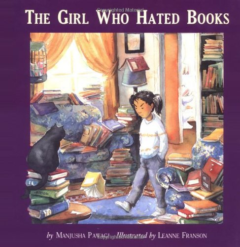 9781582700069: The Girl Who Hated Books