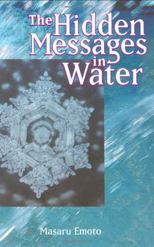 9781582701141: The Hidden Messages in Water
