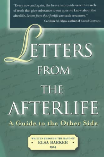 9781582701219: Letters from the Afterlife: A Guide to the Other Side