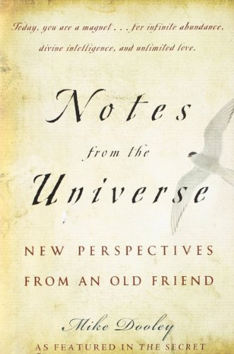 9781582701769: Notes from the Universe: New Perspectives from an Old Friend