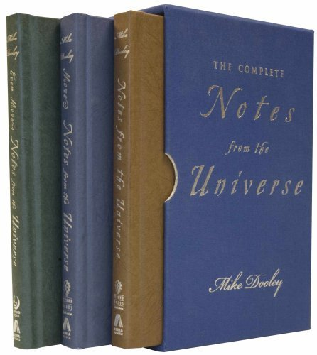 9781582702452: Complete Notes from the Universe Boxed Set