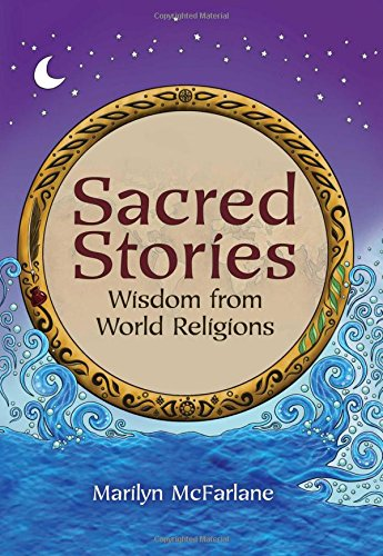 9781582703343: Sacred Stories: Wisdom from World Religions