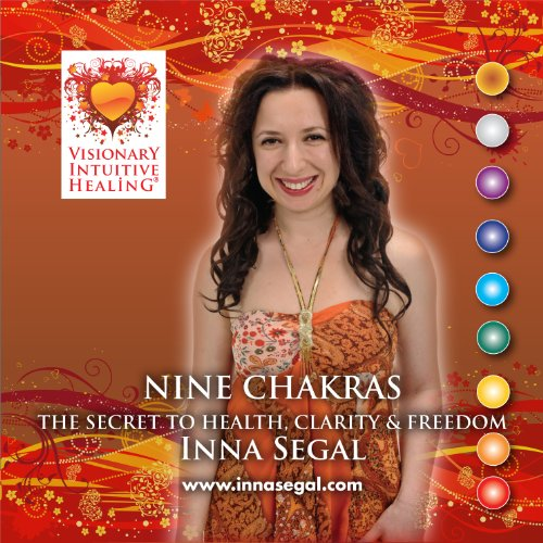 9781582703466: Nine Chakras: The Secret to Health, Clarity & Freedom