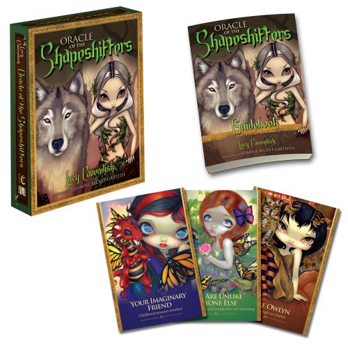 9781582703763: Oracle of the Shapeshifters: Mystic Familiars for Times of Transformation and Change